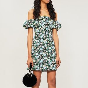 """NWT MAJE """"RAPY"""" SUMMER FLORAL DRESS"""